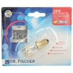 Original Quality Component 25W Universal Lamp SES/E14 230-240V