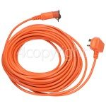 4ourhouse Approved part Compatible Flymo Replacement Mains Cable (UK Plug) - 20m