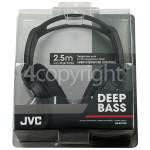 Genuine JVC HARX300 Full-Sized Headphones