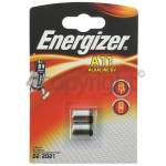 Genuine Energizer A11/E11A 6V Alkaline Battery (Twin Pack)