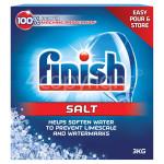 Genuine Finish Dishwasher Salt - 3Kg