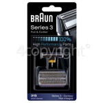 Genuine Braun Foil & Cutter Combi Pack