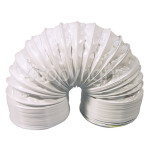 "4ourhouse Approved part Universal 2.5m Vent Hose (4"" Dia)"