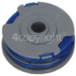 4ourhouse Approved part Spool & Line (Twin) 65mm (021) : T/F Flymo Twin Line Models