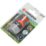 "Genuine Gardena Hose Connector 13mm (1/2"") - 15mm (5/8"")"
