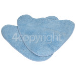 Genuine Vax S2S / S6S Series Microfibre Cleaning Pads (Type 1)