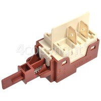 Hoover Push Button Switch On/Off : 2Tag Short Shaft
