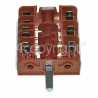 Hoover Oven Function Selector Switch EGO 46.25866.521