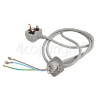 Hoover Mains Cable - UK Plug