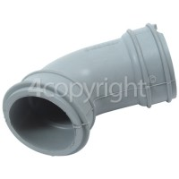 Hoover Drain Hose Bend / Angle Connector