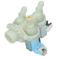 Hoover Triple Inlet Solenoid Valve : ONE 90Deg. Two 180Deg. With 12 Bore Outlets