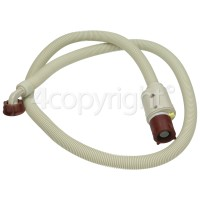 Hoover DXOC G58AC3-84 Aquastop Red Safety Fill Hose : 1.5Mtr.