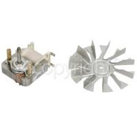 Hoover Fan Oven Motor Assembly : Plaset D01490 18W