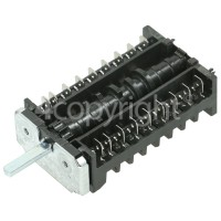 Hoover Bottom Oven Function Selector Switch EGO 42.00000.005