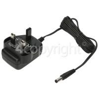 Hoover Charger - UK Plug : KPTEC K12S260050B Input 100-240V 0.35A Output 26.0V 0.5A