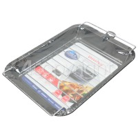 Hoover Universal 2-IN-1 Roasting Pan With Grid ( From Our Cookshop ) 320x240x60mm