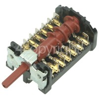 Hoover Oven Function Selector Switch