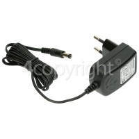 Hoover Battery Charger / Transformer : 2PIN Euro : S5A-5AP Input 200V To 240V : Output 24V