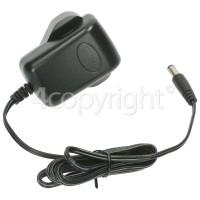 Hoover Charger - UK Plug : KPTEC K12S220050B Input 100-240 0.35A Output 22.0V 0.5A