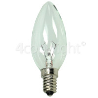 Hoover 40W SES Candle Lamp
