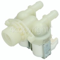 Hoover Double Solenoid Valve : 180Deg. With Protected (push) Connectors