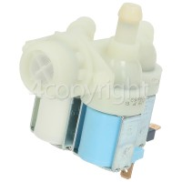 Hoover Cold Water Triple Solenoid Inlet Valve : 2X 180Deg. 1X90Deg & 12 Bore Outlets