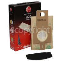 Hoover H20 Purepower High Filtration Dust Bags