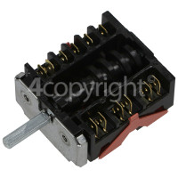 Hoover Oven Function Selector Switch EGO 46.26866.818