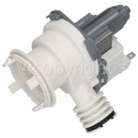 Hoover Drain Pump Assemble (with Flat Top) : Askoll M111 Art. 292032 Or Plaset 63533