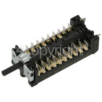 Hoover Oven Function Selector Switch Gottak 891009K