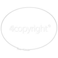 Hoover MK 7164D-84 Door Seal / Tub Gasket Clip / Clamp / Retainer: Dia. 380mm