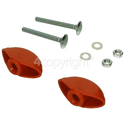Flymo FLY050 Handle Fixing Kit