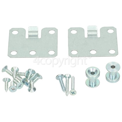 Belling Dishwasher Decor Door Fixing Kit