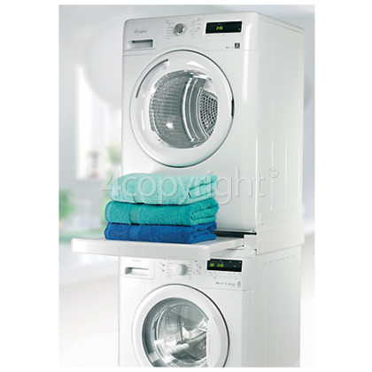 Indesit Universal Washing Machine / Tumble Dryer Stacking Kit