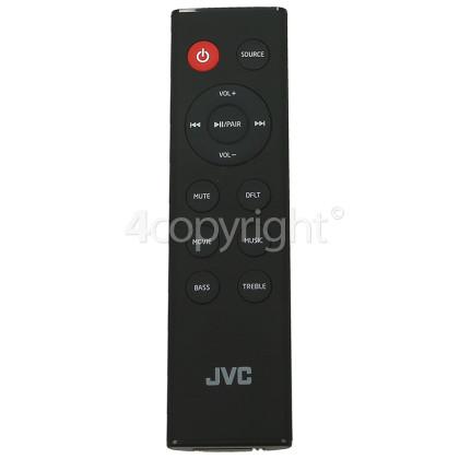 JVC Soundbar Remote Control