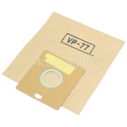 Samsung VP77 Dust Bag (Pack Of 5)
