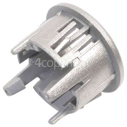 Whirlpool Small Button Holder - Silver