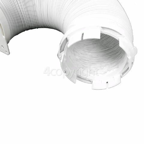 "White Knight 1.5m Short Vent Hose Assembly (4.1"" Dia)"