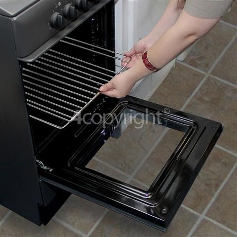 Adjustable Oven Shelf (350mm To 560mm Wide X 320mm Deep)
