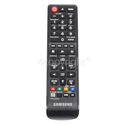 Samsung AH59-02530A Home Cinema Remote Control