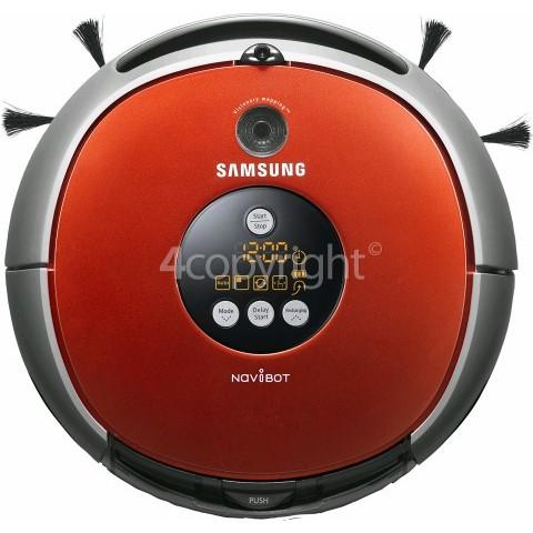 Samsung NaviBot Robotic Vacuum