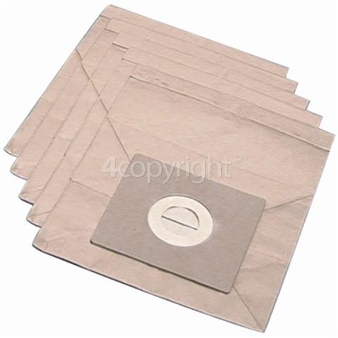 Delonghi Paper Bag & Filters (Pack Of 5) TYPE DLS28