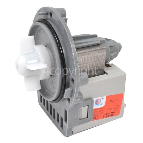Samsung Drain Pump Without Pump Housing
