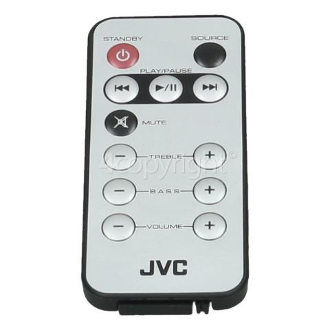 JVC Speaker Remote Control