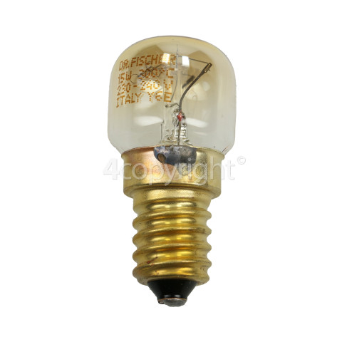 Creda 15W SES (E14) Oven/Refrigerator Lamp