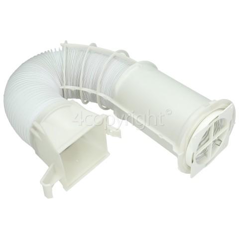 """White Knight 2m Extendable Vent Hose Kit (5.7"""" Dia)"""