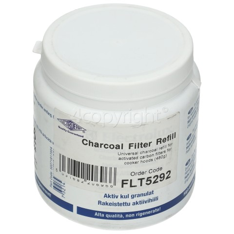 Universal Cooker Hood Activated Charcoal Refill Chips
