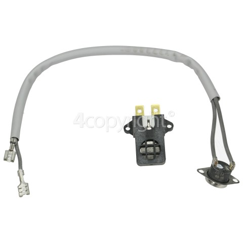 White Knight Heating Element With Thermostat Kit