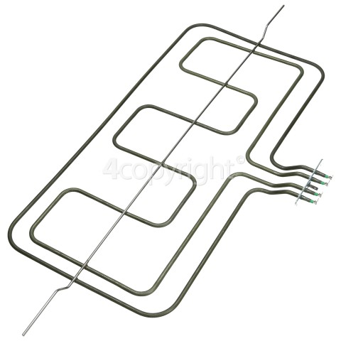 Delonghi Top Dual Oven/Grill Element 3450W