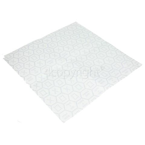 Wpro Universal UGF005 Cooker Hood Foam Grease Filter (470 X 970mm)